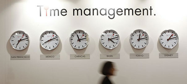 Time Management Skills – (for the Soul)